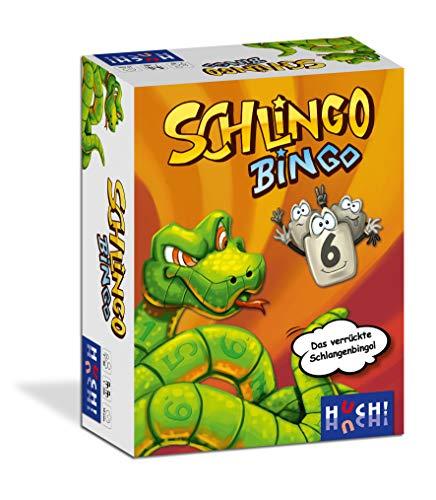 HUCH! Schlingo Bingo Familienspiel für 9,49€ @ Amazon Prime