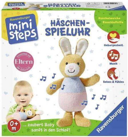 """[limango.de] Ravensburger Spieluhr """"Häschen"""" - ab Geburt, Höhe 26cm"""