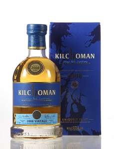 Kilchoman-Angebote - Islay Single Malt Whisky, z. B. Kilchoman Vintage 2008/2015