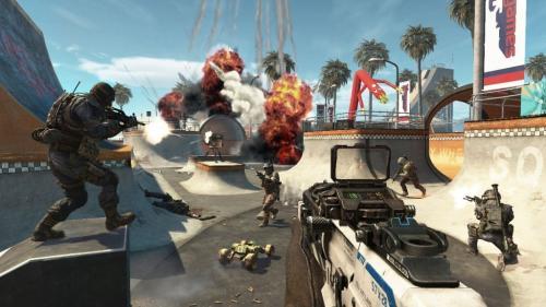 Call of Duty Black Ops 2 gratis für das Wochenende und Doppel XP vom 22-25 Februar 2013