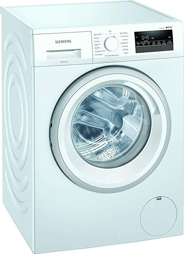 Siemens WM14NK20 iQ300 Waschmaschine / 8kg / A+++ / 1400 U/min / Outdoor Programm / varioSpeed Funktion