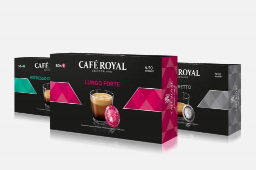 20% auf Nespresso Professional kompatible Pads (Café Royal)