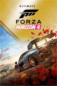 Bundle Forza Horizon 4 – Ultimate Add Ons für Xbox One - Series X|S & PC Windows 10 (Microsoft Store Brazil)