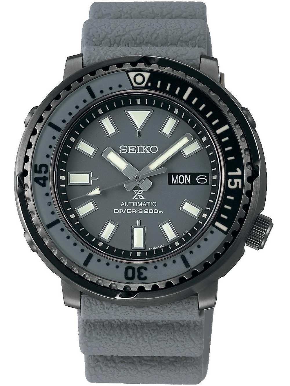 [TimeShop24] Seiko SRPE31K1 Street Urban Safari Tuna 43mm Automatik Diver