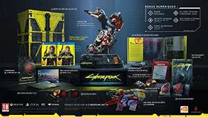Cyberpunk 2077 Collector's Edition PS4 inkl. PS5 Upgrade (FR Version)