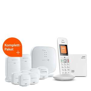 GIGASET smart care system+ Smart Home Set und DECT-Telefon