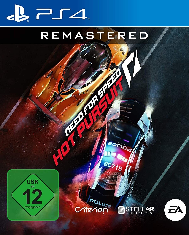 Need for Speed Hot Pursuit: Remastered für Nintendo Switch, PS4 o. Xbox One für je 20,99€ [MediaMarkt / Saturn Abholung]