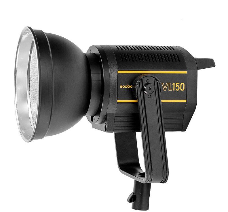 Godox VL150 Videolicht Aputure 120D Alternative