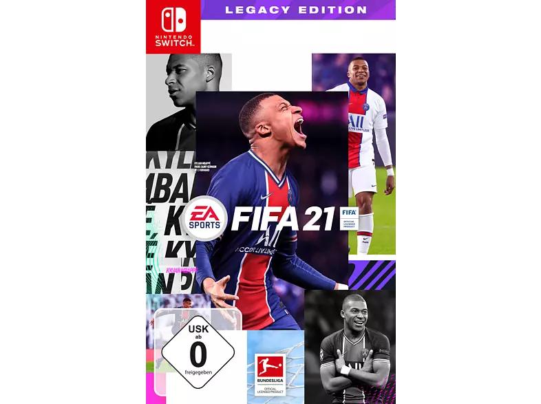 FIFA 21 Legacy Edition - Nintendo Switch