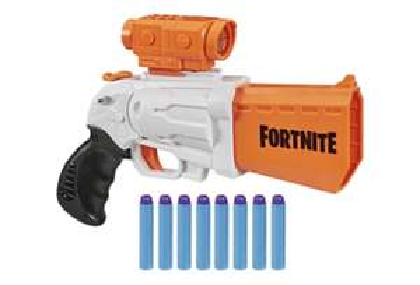 [amazon prime] NERF FORTNITE SR Dart Blaster
