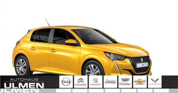 [Privatleasing] Peugeot 208 Active Pack PureTech, 75 PS für 98€ mtl. + 990€ ÜF | LF: 0.54