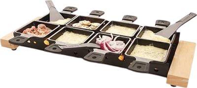 [breuninger.com] BOSKA Raclette-Set PARTYCLETTE XL Für 8 Personen, mit 16 Teelichtern ohne Strom