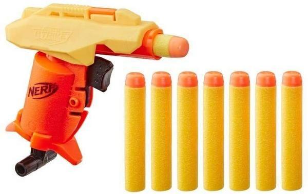 [Thalia] Hasbro E6972EU4 - NERF Stinger SD-1, Alpha Strike Blaster inkl. 8 Elite-Darts