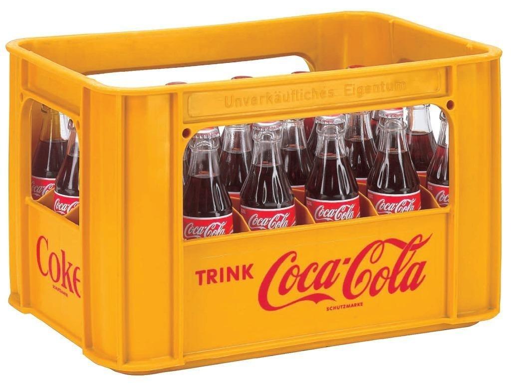 [Citti Märkte] Coca Cola Kasten 24x0,2l Glasflasche für 9.99€ (auch Fanta,Sprite,Mezzo Mix) 9,99€