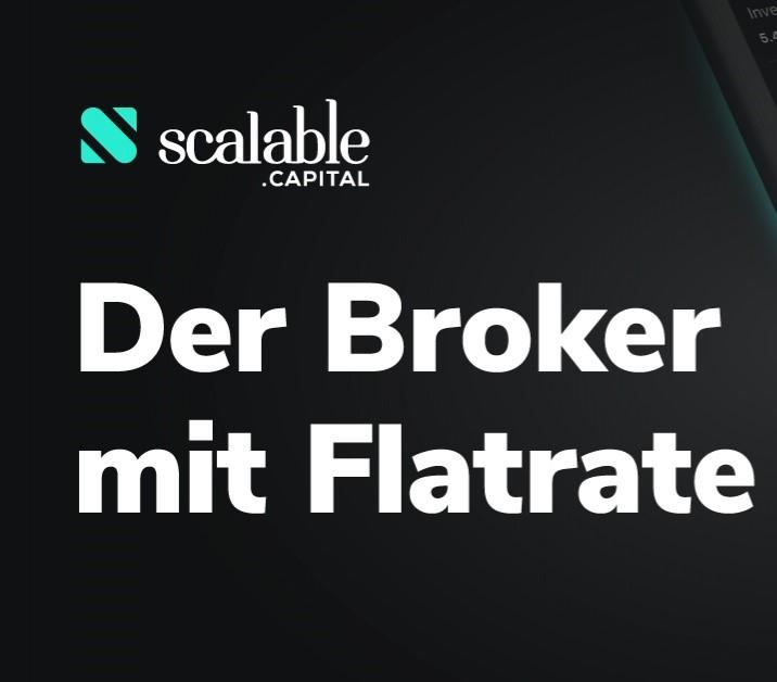 30€ Cashback für die Eröffnung eines Aktien- oder ETF Depots als Neukunde bei Scalable über Shoop