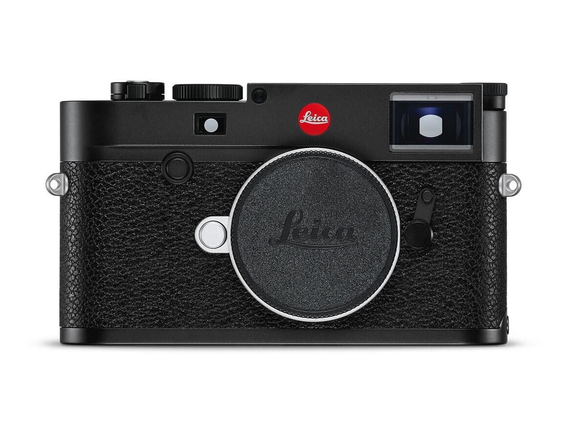 Leica M 10-R Systemkamera (schwarz verchromt)