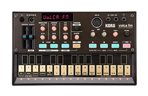 Korg Volca FM, polyphoner digital FM Synthesizer [Musikinstrumente]
