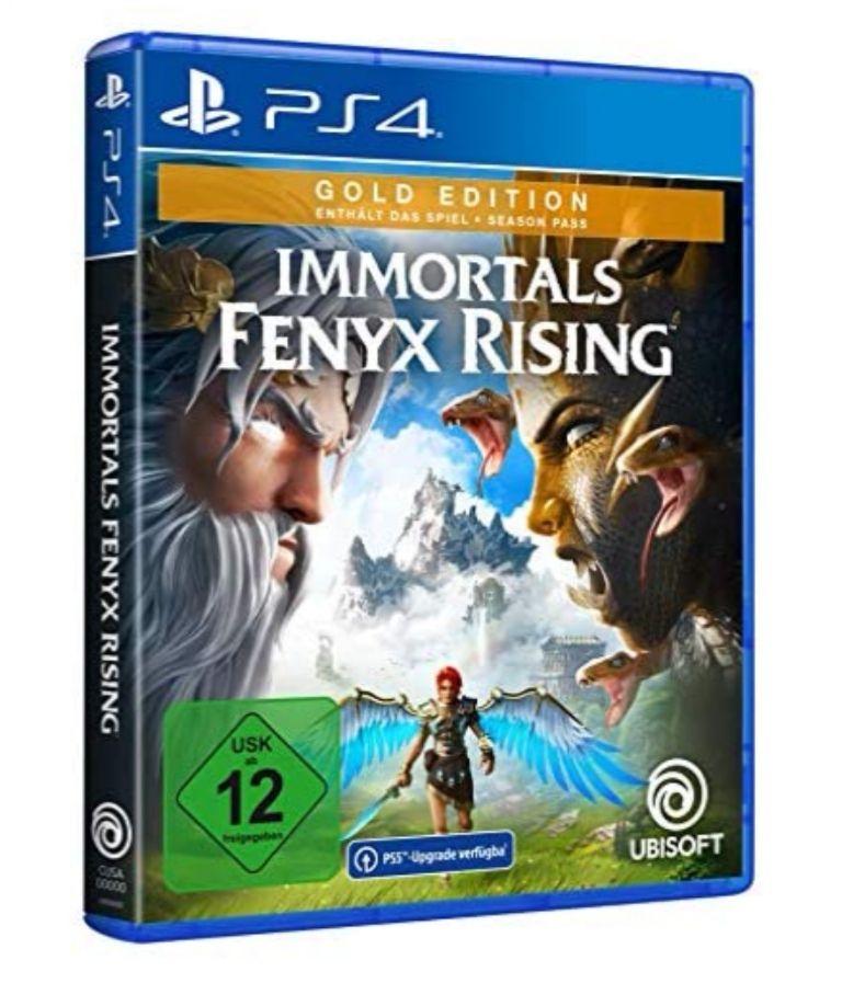 Immortals Fenyx Rising - Gold Edition Playstation 4 PS4