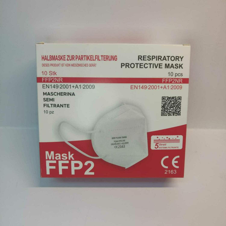 15% Rabatt (VKP) auf 10 FFP2 Masken
