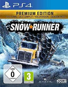 Snowrunner Premium Edition Ps4 Playstation 4 Xbox One