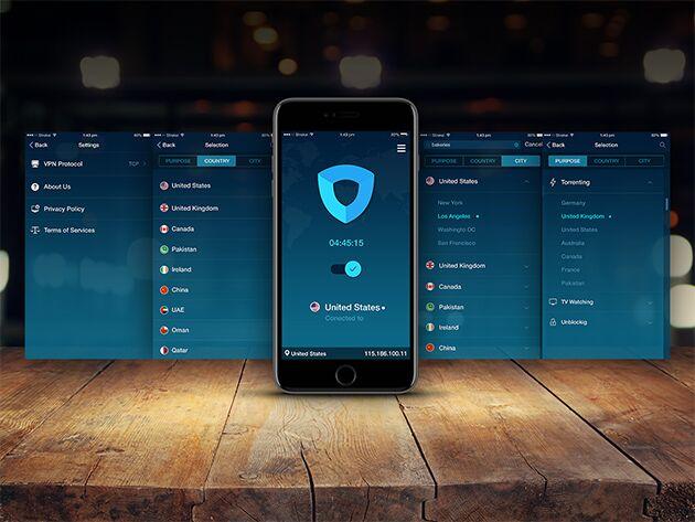[stacksocial] VPN Angebot: Ivacy VPN - lebenslange Lizenz
