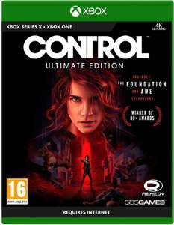 Control Ultimate Edition (Xbox One) [Amazon.co.uk]