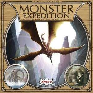 Monster Expedition - Brettspiel - Boardgame