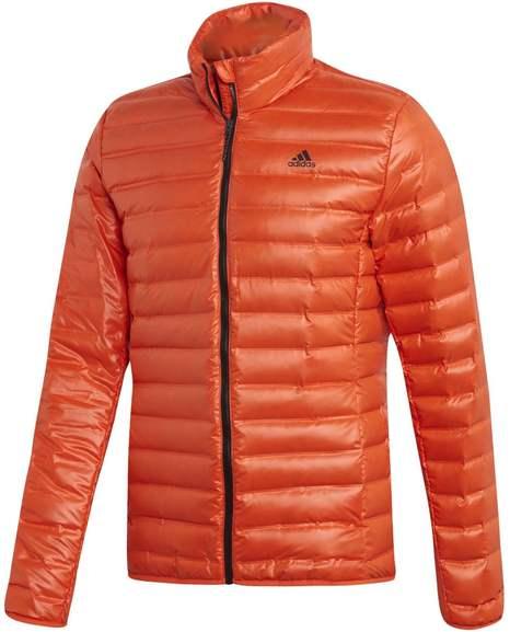 Adidas Varilite Daunenjacke für Herren in orange (Gr. S - XL) für 34,94€ inkl. Versand