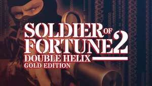 GOG-Wochenangebote (u.a. Soldier of Fortune II: Double Helix - Gold Edition oder Shadow Warrior Classic Redux)