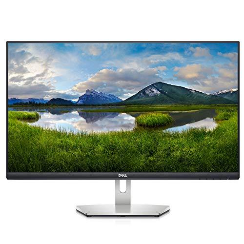 """Dell S2721D 27"""" Monitor (WQHD, IPS, 99% sRGB, 350cd/m², 75hz, 8bit, FreeSync, 2xHDMI, 1xDP, Lautsprecher, VESA, 3J Garantie)"""