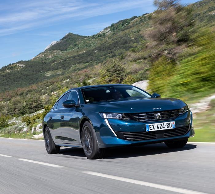 Privatleasing: Peugeot 508 Active PureTech / 130 PS (konfigurierbar) für 139€ (eff 180€) monatlich - LF: 0,42