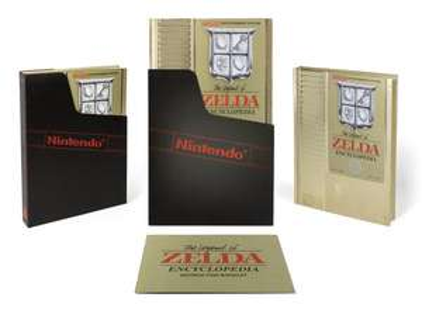 The Legend of Zelda Encyclopedia Deluxe Edition (328 Seiten) für 39,99€ bei Thalia