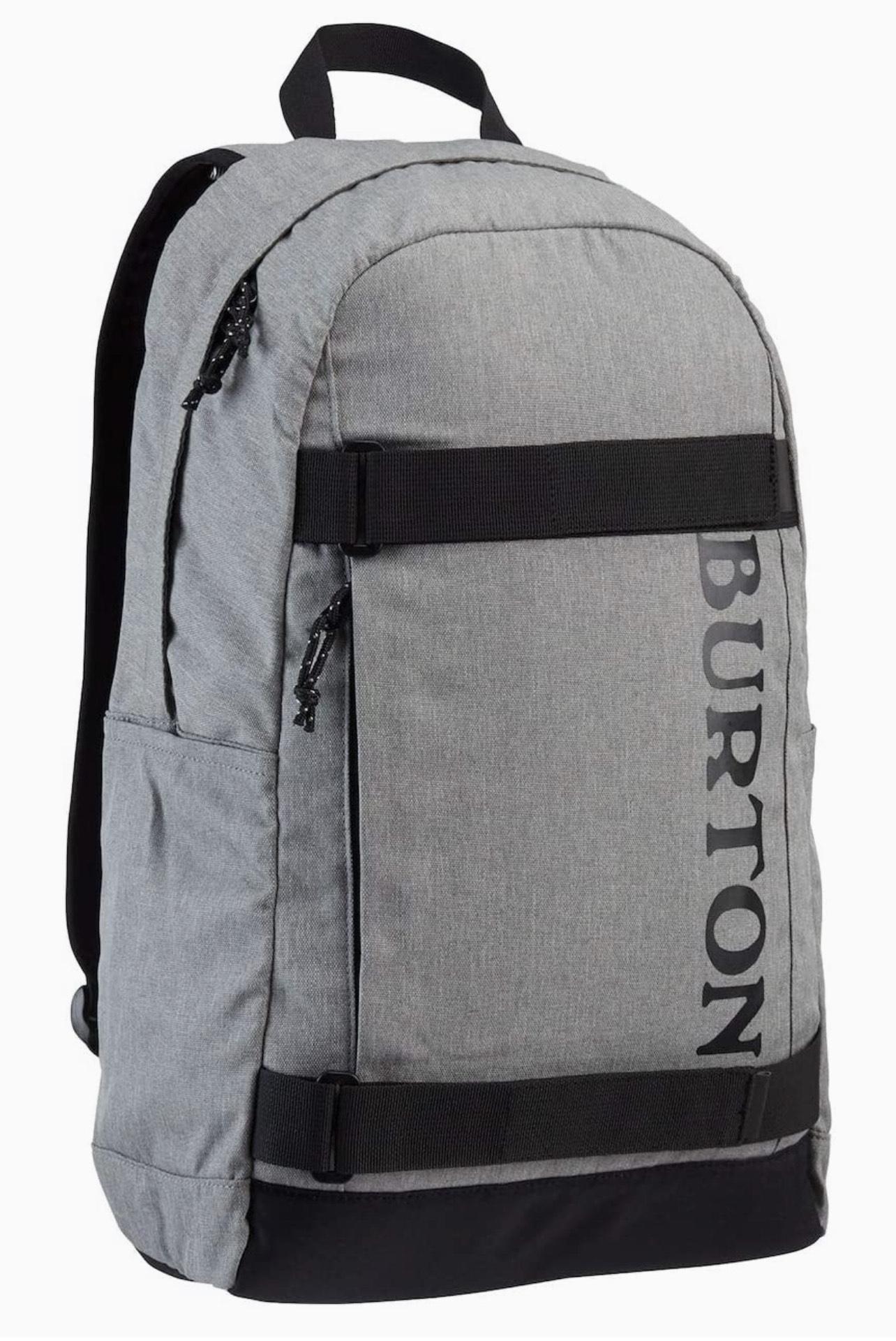 Burton Unisex – Erwachsene Emphasis 2.0 Daypack, Gray Heather
