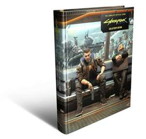 Cyberpunk 2077: The Complete Official Guide-Collector's Edition [ENG]