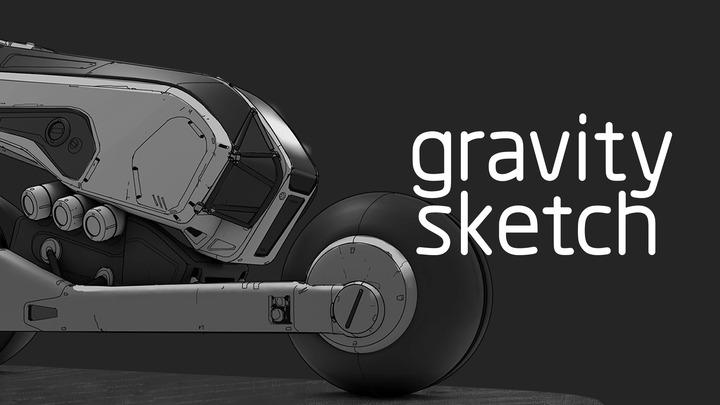 Gravity Sketch kostenlos für Quest/ Rift