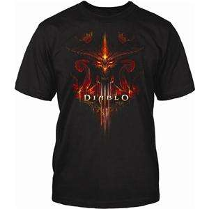 "(UK) Diablo III ""Burning"" T-Shirt für 6.49€ inkl. Versand @ play"