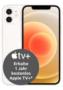 IPhone 12 mini 128 GB - Telekom 15 GB LTE 300 Mbit/s - Young - DSL Kunden