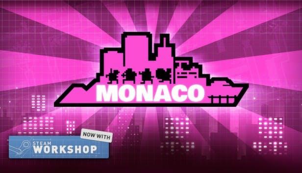 Monaco - What's yours is mine! - HumbleBundle