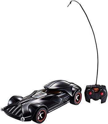 [Amazon Prime] Hot Wheels FBW75 Star Wars Darth Vader RC Fahrzeug mit Lights und Sounds