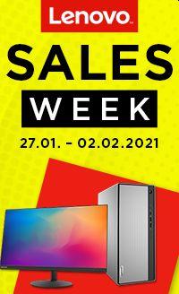 NBB Lenovo Sales Week: diverse Monitore und PCs