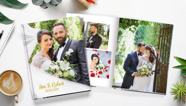 REWE Fotobuch A4 Hardcover Digitaldruck 24 Seiten
