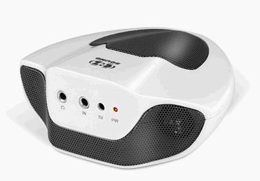Stereo Lautsprechersystem, inkl. Subwoofer  3,97€ + 5,97€ Versand