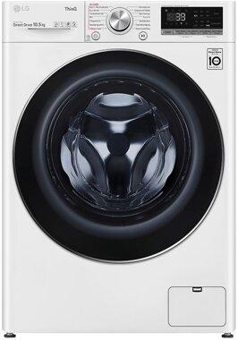 LG F6W105A Frontlader ( 10,5 kg, 1600 U/min, Dampf Direktantrieb, A+++, AI Direct Drive, TurboWash, Freistehend )
