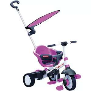 Fisher-Price smarTrike Dreirad Fisher-Price Charm Plus, pink [myToys]