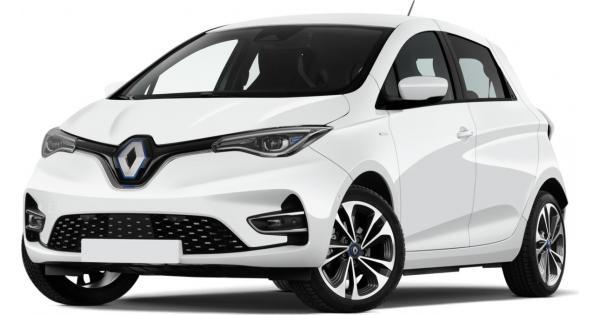 Privatleasing / ADAC: Renault Zoe Elektro / 109 PS (konfigurierbar) für 87€ (eff 126€) monatlich - LF: 0,27