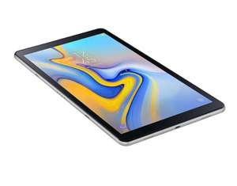 """Samsung Galaxy Tab A 10.5 SM-T595 (2018) 32GB 10,5"""" WIFI+Cellular schwarz (aufbereitete Gebrauchtware)"""