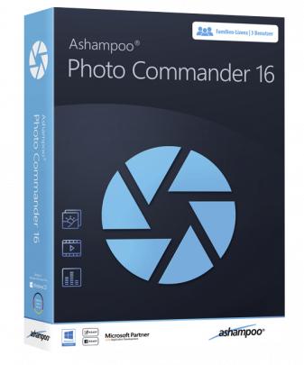 Ashampoo Photo Commander 16 (Download Version)