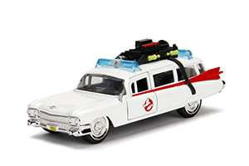 Jada Toys Ghostbuster ECTO-1 , 1:32
