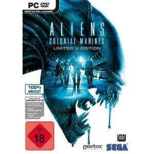 [MMOGA] Aliens: Colonial Marines (LE) für 23,99 Euro