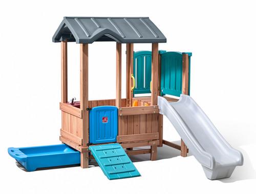 Spielhaus mit Rutsche von STEP2